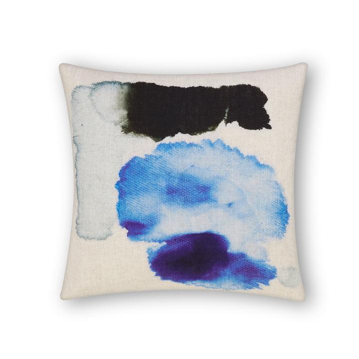 Blot Kissen von Tom Dixon, 45 x 45 cm in blau multi