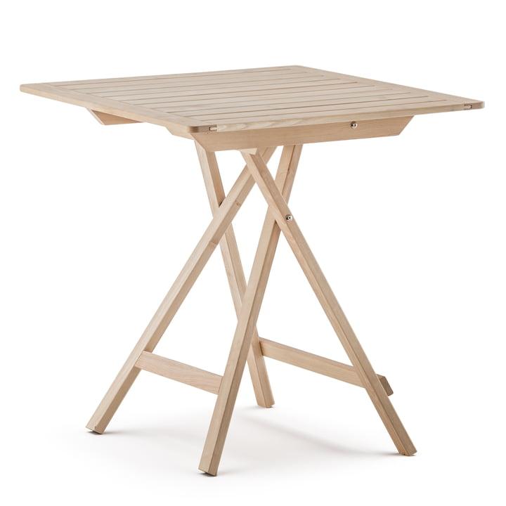 Robin 70 Wooden Table aus Robinie von Fiam