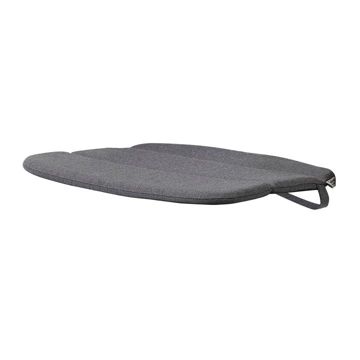 Sitzauflage für Lean Stuhl (5410) von Cane-line in grau