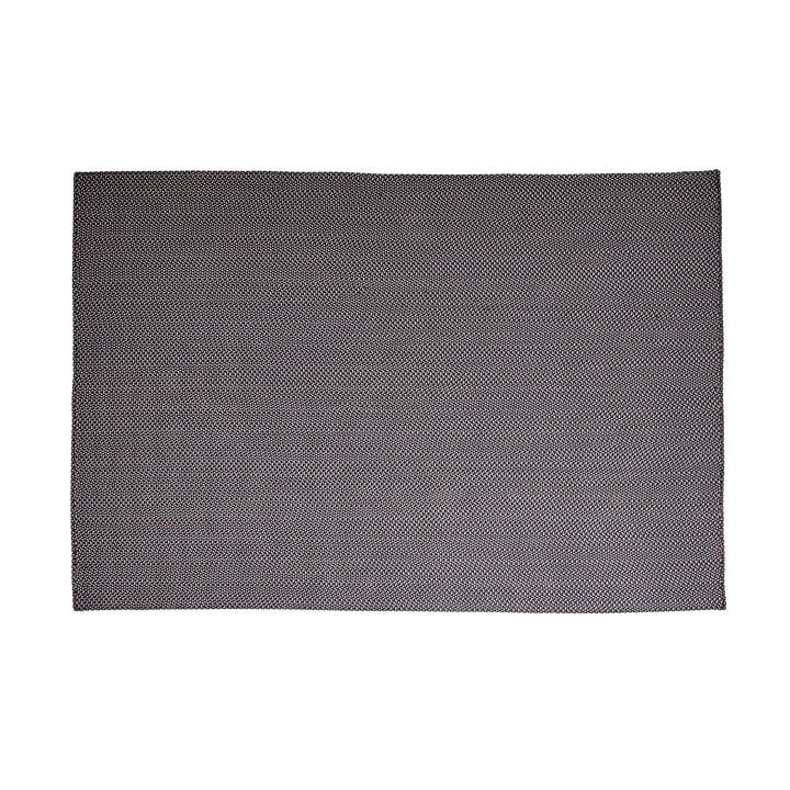 Defined Outdoor Teppich 200 x 300 cm von Cane-line in dunkelgrau