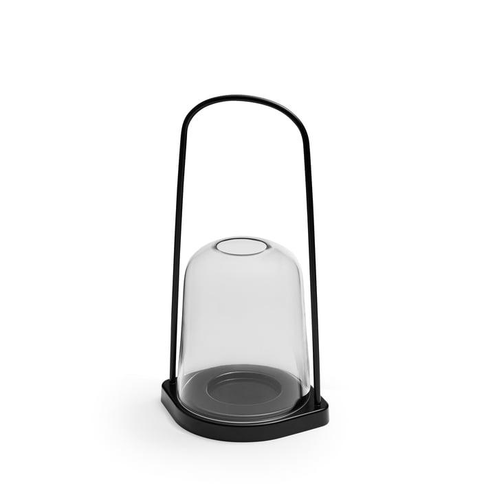 Bell Windlicht Ø 15 x H 36 cm von Skagerak in anthrazit