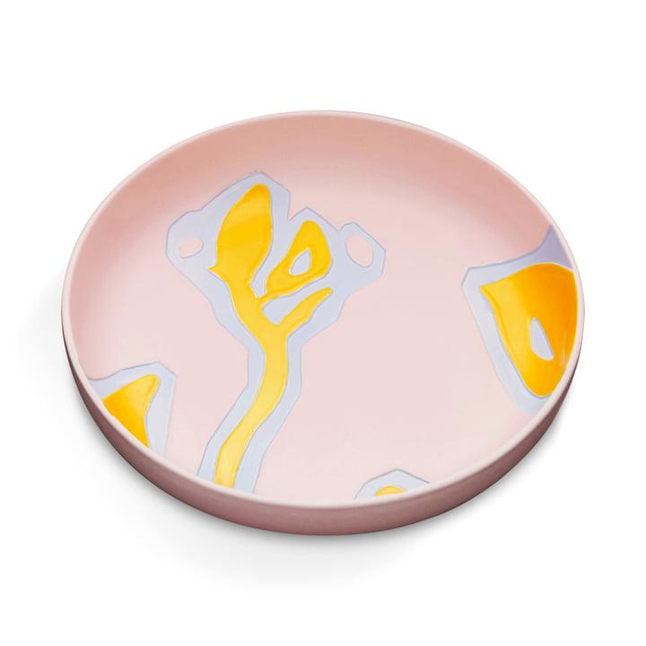 Fiora Schale Ø 28 cm von Kähler Design in pink