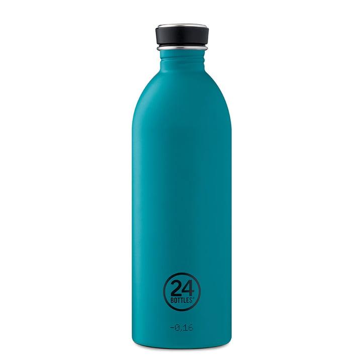 Urban Bottle 1.0 L von 24Bottles in atlantic bay