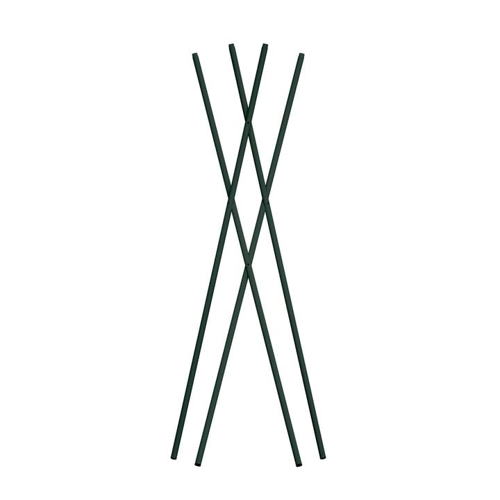 Hash Garderobe von New Tendency in dunkelgrün