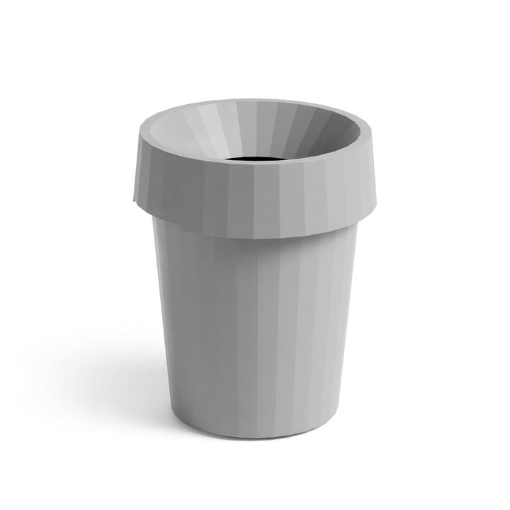 Shade Bin Ø 30 x H 36,5 cm 14 l von Hay in grau