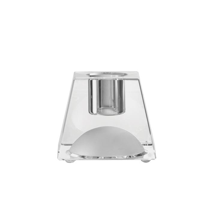 Blockglas Kerzenständer 5 cm von Rosenthalin klar