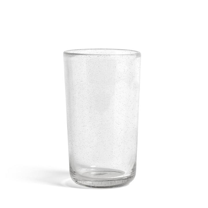 Bubble Vase Ø 14 x H 23 cm von Hay in transparent