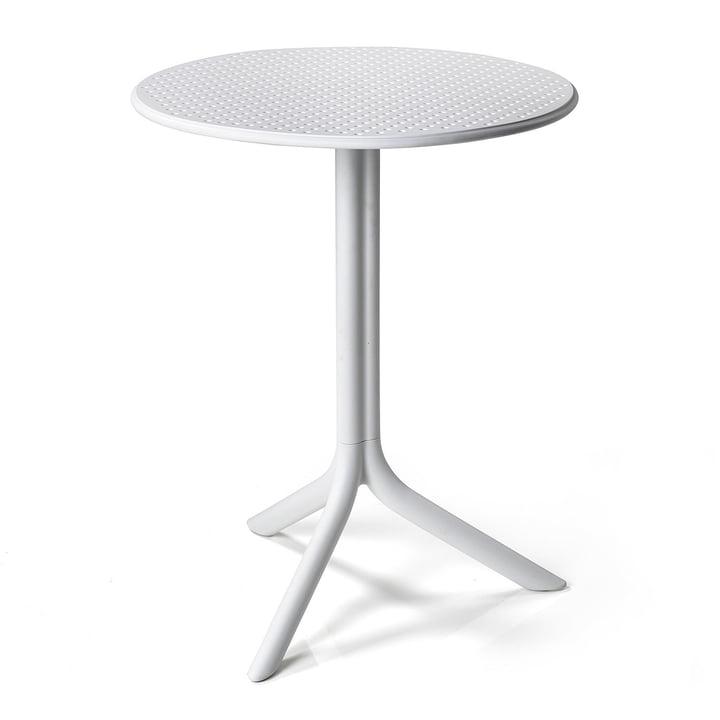 Der Step Tisch in weiß von Nardi