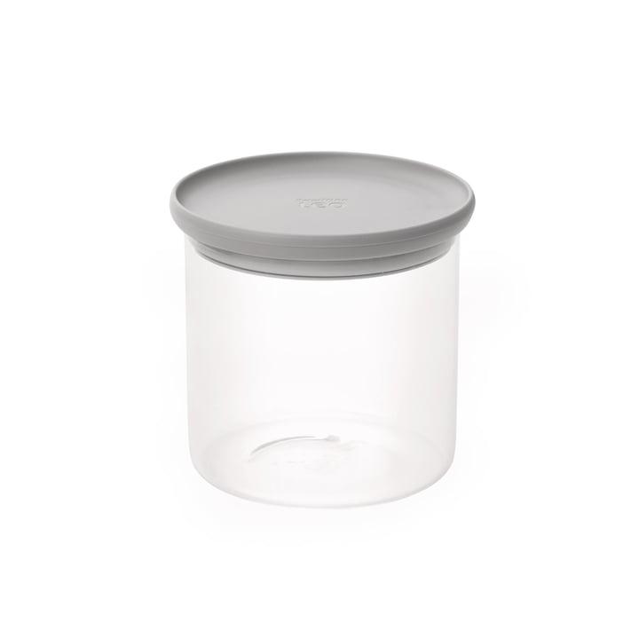 Leo Lebensmittelbehälter 1 l (inkl. Messlöffel) von Berghoff in grau