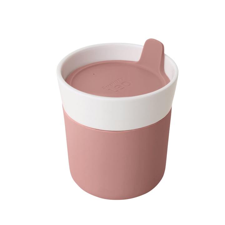 Leo Reisetasse 250 ml von Berghoff in rosa