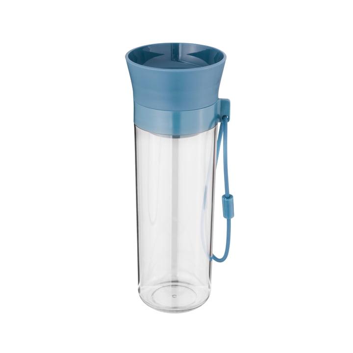 Leo Wasserflasche 0,5 l von Berghoff in blau