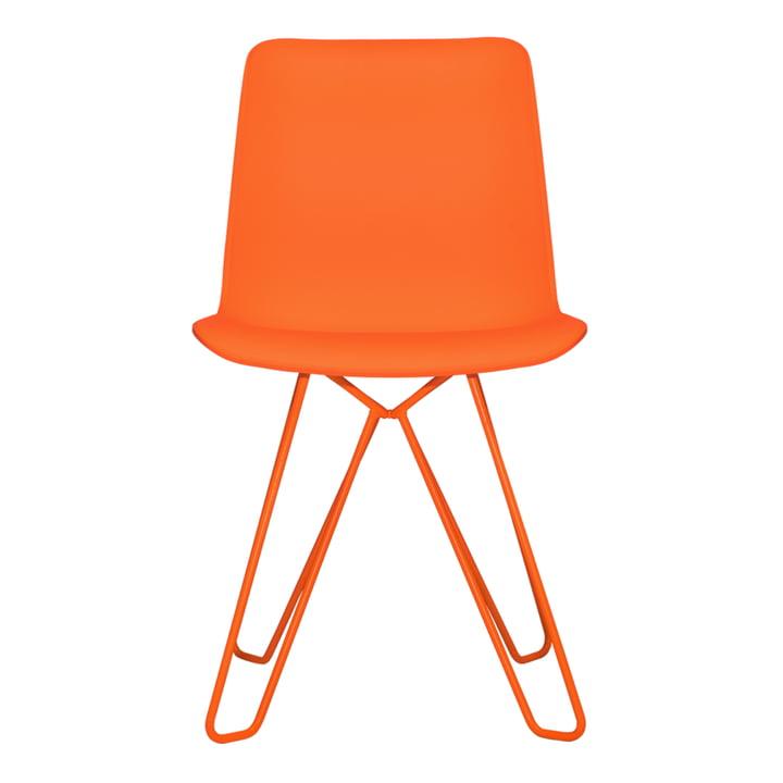Schäfer Stuhl von Objekte unserer Tage in reinorange