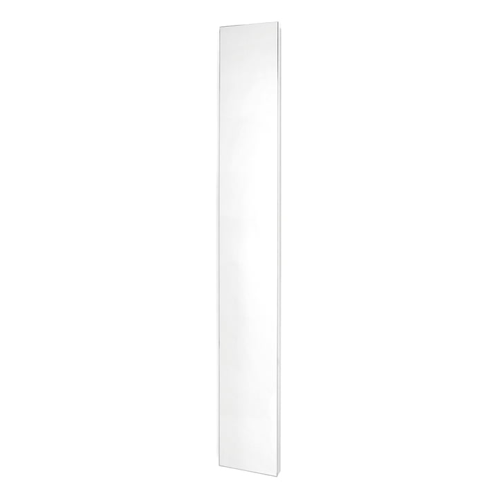 Line Spiegel 24 x 170 cm von Schönbuch in schneeweiß