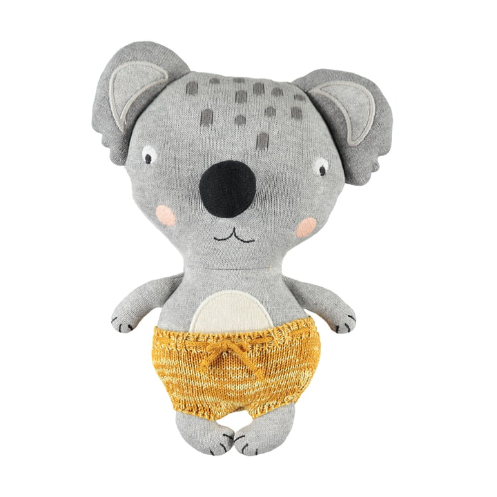 Strick-Kuscheltier Baby Koala Anton von OYOY