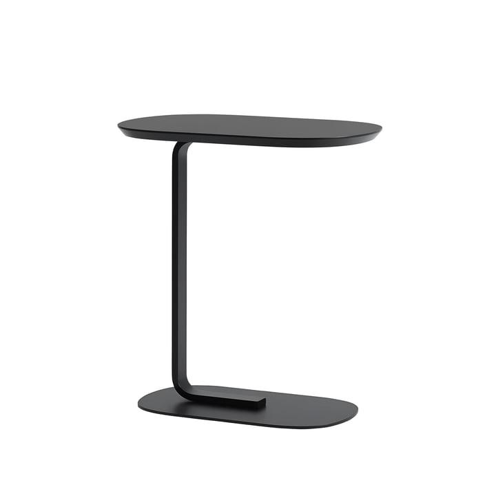 Relate Side Table in schwarz von Muuto