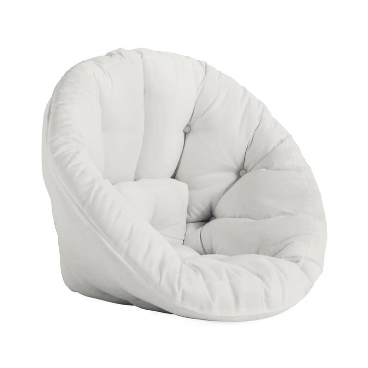 Nido OUT Futon-Sessel von Karup Design in weiß (401)