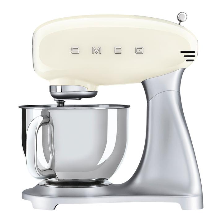 Küchenmaschine SMF02 in creme von Smeg