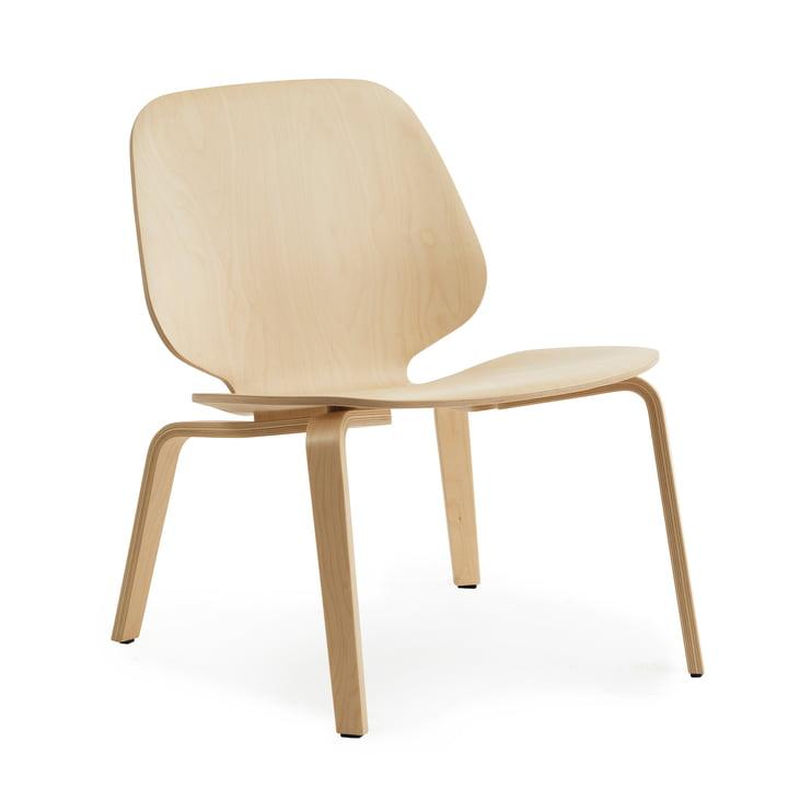 My Chair Lounge in Birke von Normann Copenhagen