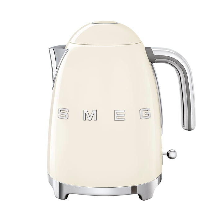 Wasserkocher 1,7 l (KLF03) in creme von Smeg