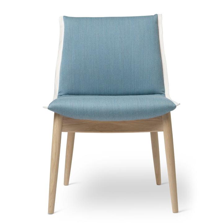 E004 Stuhl von Carl Hansen in Eiche weiß geölt / Gabriel Mood 3103