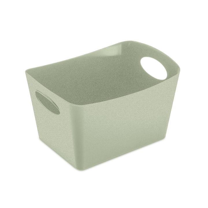 Boxxx S Aufbewahrungsbox in organic green von Koziol
