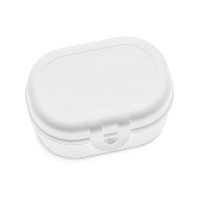 Pascal Mini Lunchbox, cotton white von Koziol