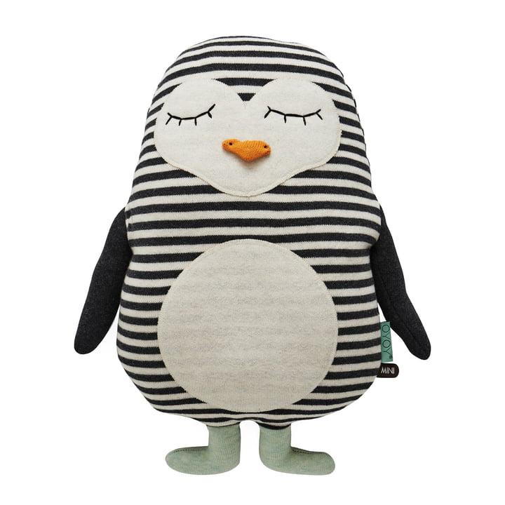 Strick-Kuscheltier Pinguin Pingo von OYOY