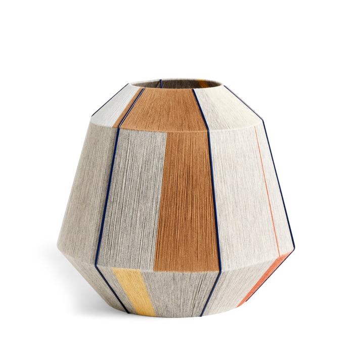 Bonbon Lampenschirm L, Ø 50 x H 46 cm, erdtöne von Hay