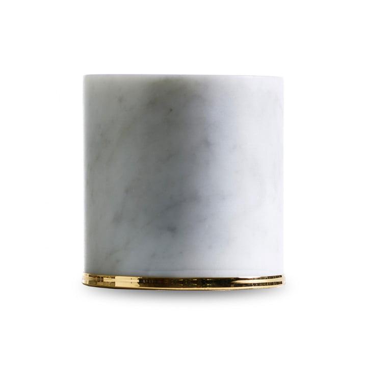 Fermaporte Türstopper von Opinion Ciatti in weiß / Gold