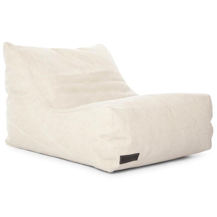 Club Lounge Chair von Norr11 in Canvas beige (002)