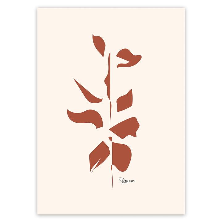 artvoll - Leaf No.2 Poster
