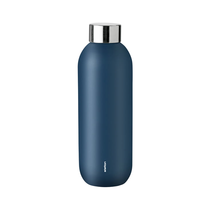 Keep Cool Trinkflasche 0,6 l von Stelton in dusty blue