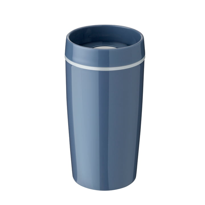 Bring-It To-Go Becher 0.34 l von Rig-Tig by Stelton in blau