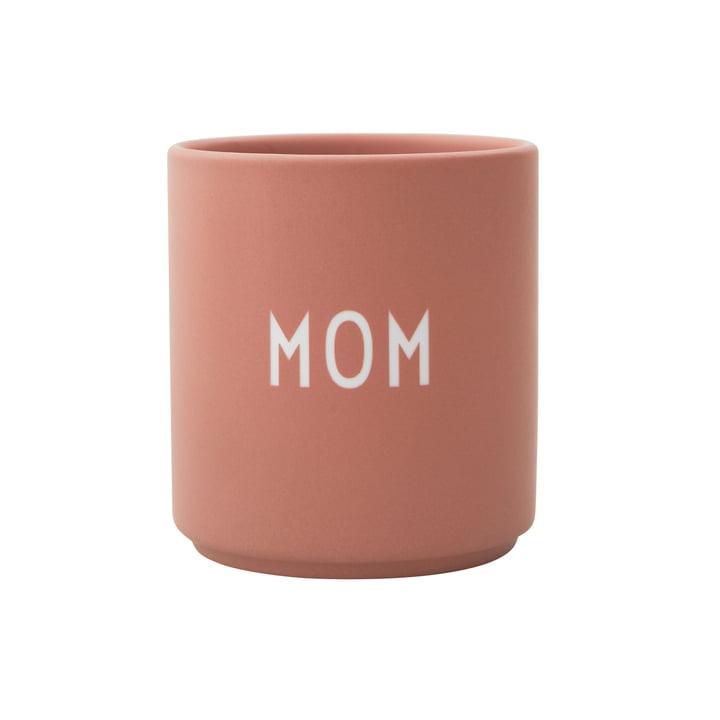 AJ Favourite Porzellan Becher Mom von Design Letters