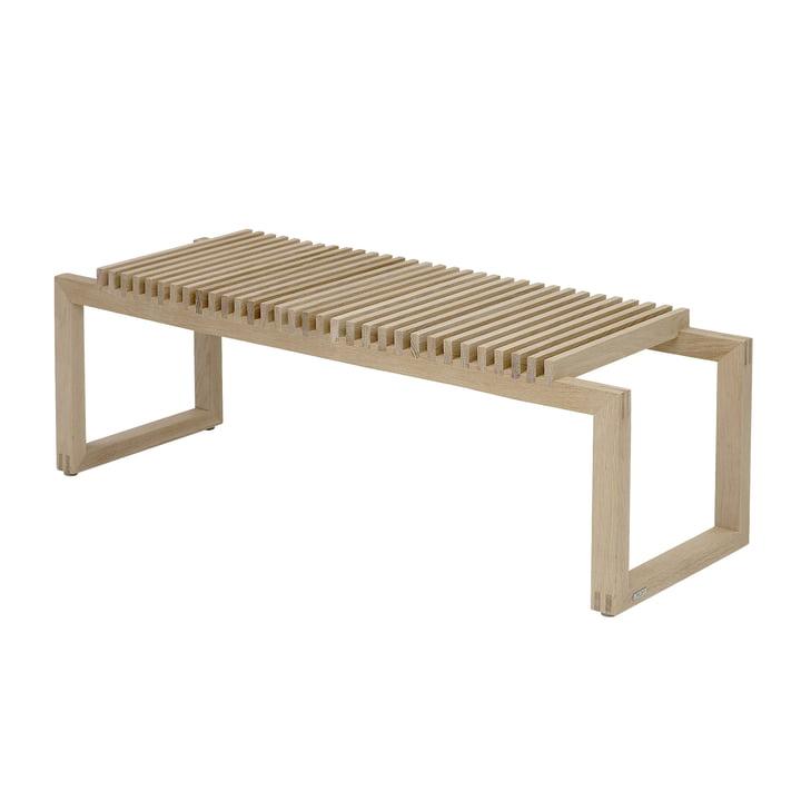 Cutter, Holz-Bank, Eiche, klein