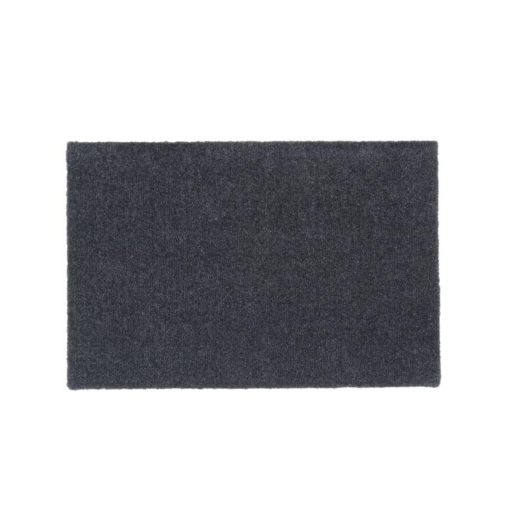 Fußmatte 40 x 60 cm von tica copenhagen in Unicolor grau