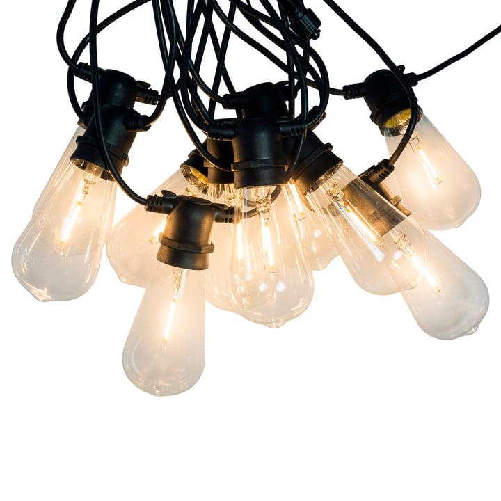 LED Lichterkette für drinnen und draußen