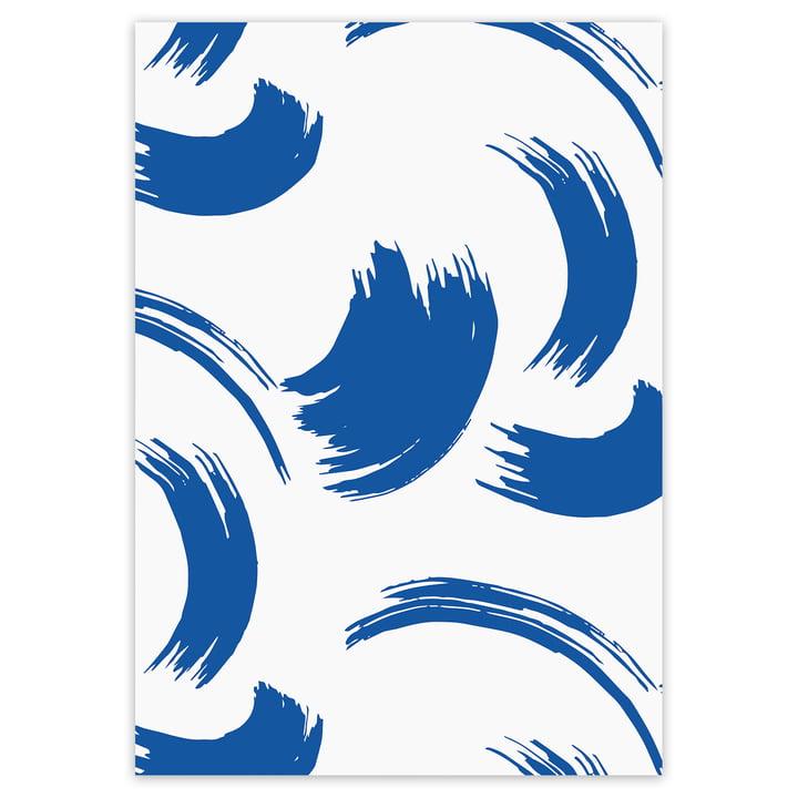 artvoll - Blue I Poster