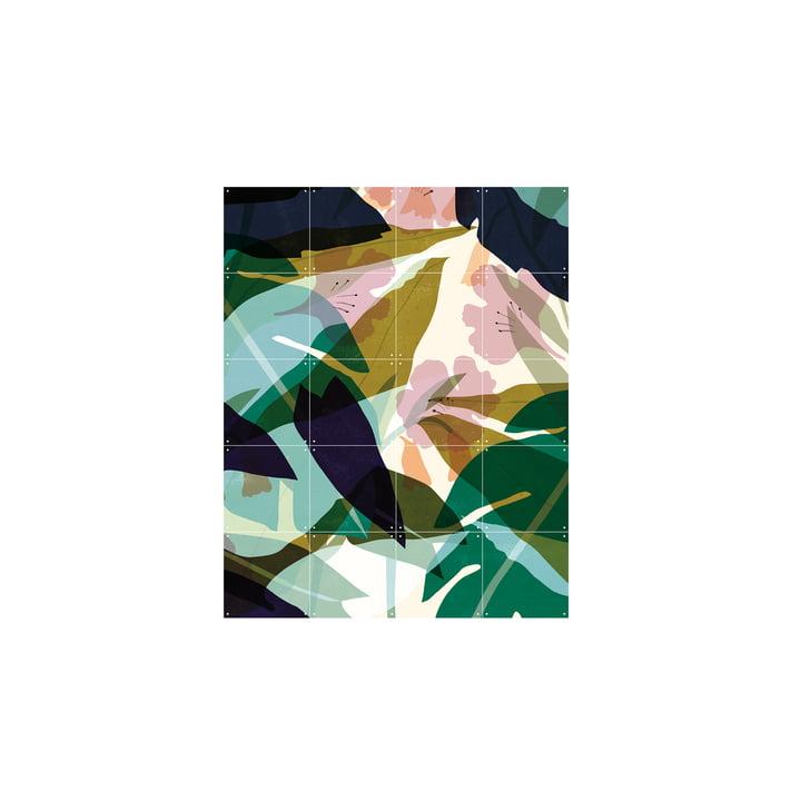 Leaves (Lotte Dirks) 80 x 100 cm von IXXI