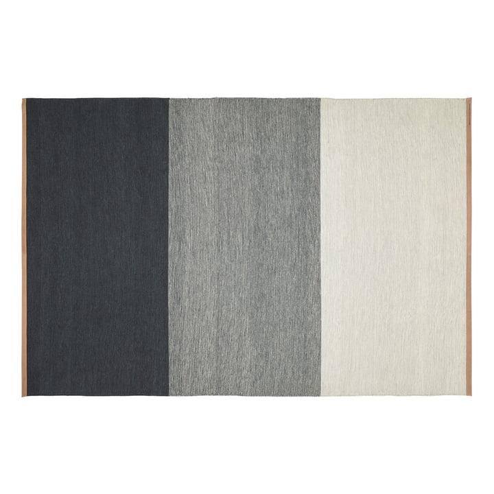 Fields Teppich 200 x 300 cm von Design House Stockholm in blau / grau