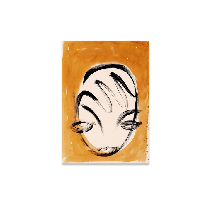 La Nuit 30 x 40 cm von Paper Collective