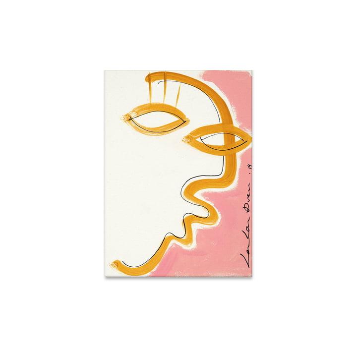 Gentil 30 x 40 cm von Paper Collective