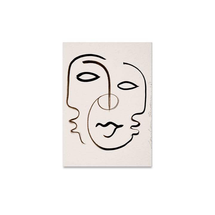 We are One 30 x 40 cm von Paper Collective