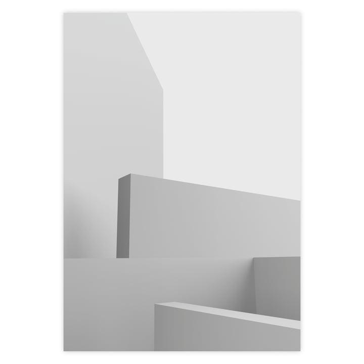 artvoll - Architektur, weiß