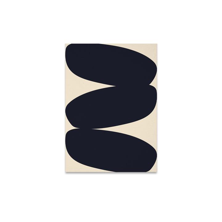 Solid Shapes 01 30 x 40 cm von Paper Collective