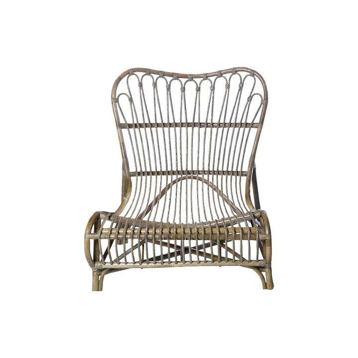 Colone Lounge Chair, natur von House Doctor