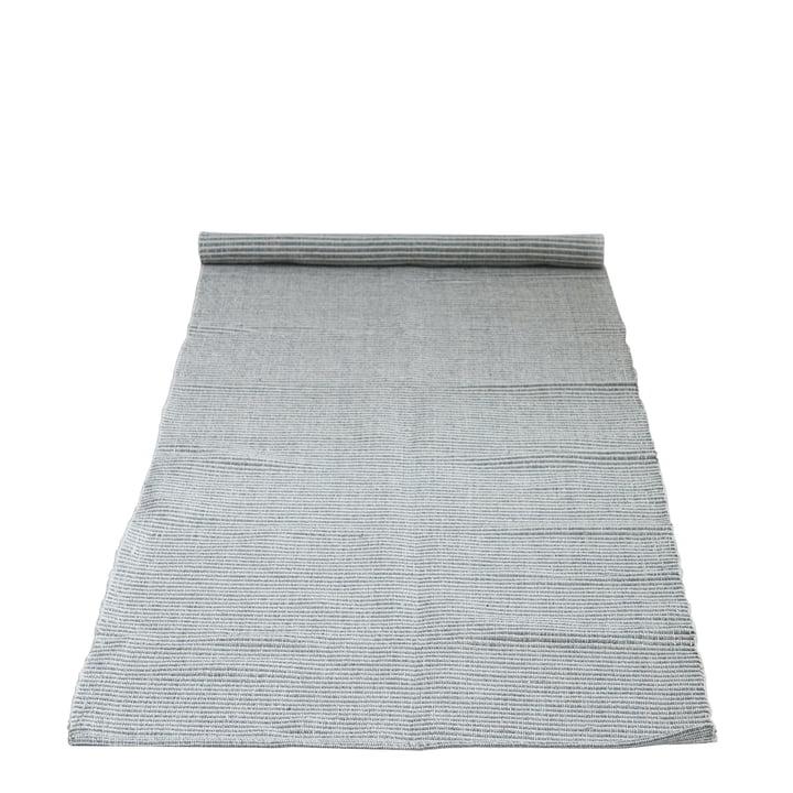 Teppich mit Muster 240 x 75 cm von Bloomingville in grau