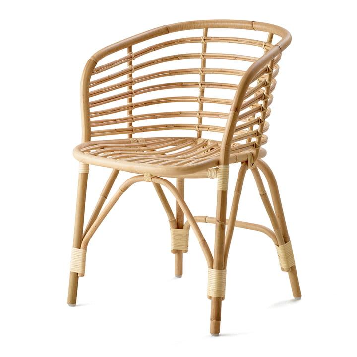 Blend Sessel Indoor, natur von Cane-line