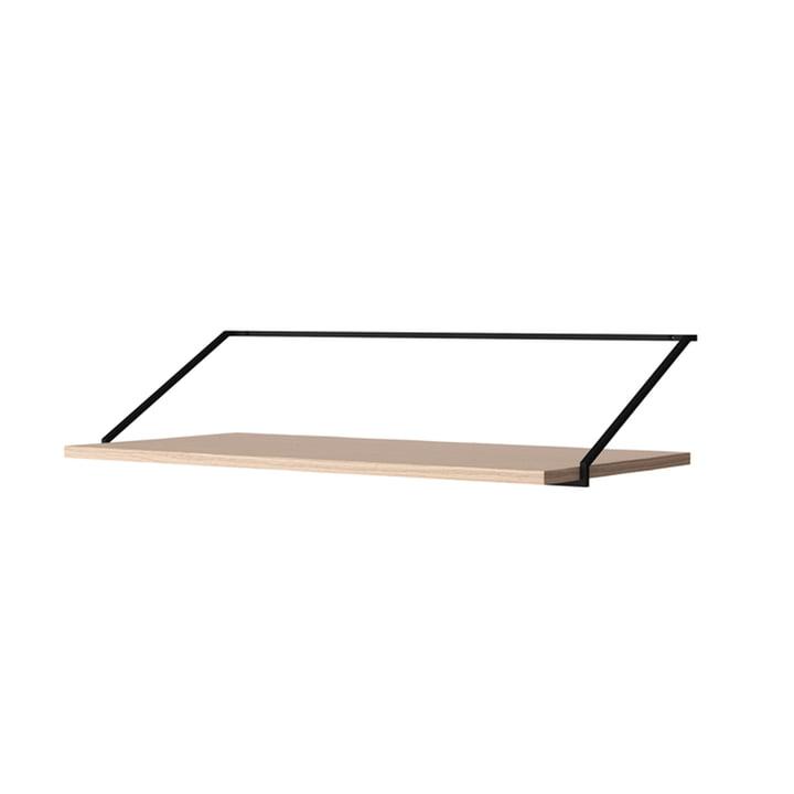 Rail, Wand- Schreibtisch, Eiche natur von Menu