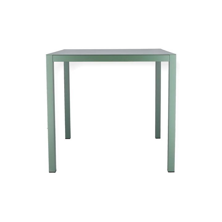 Aria Tisch 80 x 80 cm von Fiam in salbei